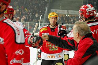 Marko Tuomainen Finnish ice hockey player