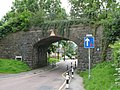 2007 at Winscombe station site - bridge.jpg