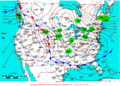 2008-02-11 Surface Weather Map NOAA.png