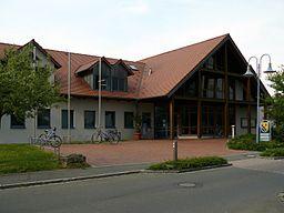 2008 05 15 Obermichelbach Bürgerhalle