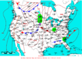 2009-07-09 Surface Weather Map NOAA.png