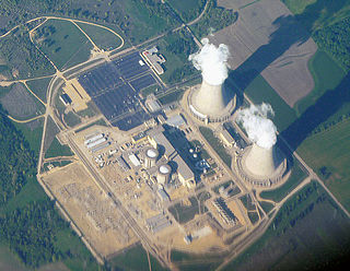 Byron Nuclear Generating Station nuclear power plant in Ogle County, Illinois, United States