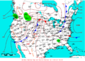2010-05-29 Surface Weather Map NOAA.png