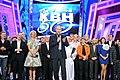 2011-11-13 Владимир Путин на юбилейном выпуске передачи КВН-50 (06).jpeg