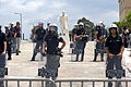 20110630 Riot Police guarding Greek parliament during demonstrations Athens Greece.jpg