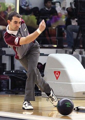 Dominic Barrett - Barrett competing in 2011