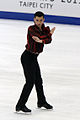 2011 Four Continents Joey RUSSELL.jpg