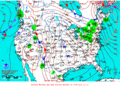 2012-02-12 Surface Weather Map NOAA.png