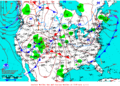 2012-02-28 Surface Weather Map NOAA.png