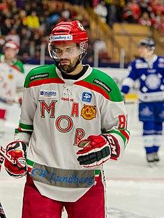 Ishockey elitserien 2000 02 21