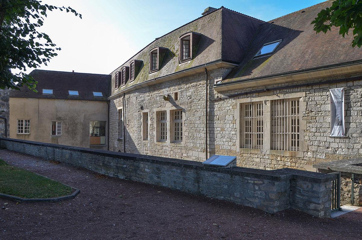 Mus e d 39 art et d 39 histoire de chaumont wikip dia Histoire des jardins wikipedia