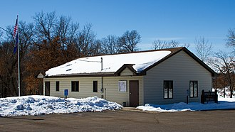 Spencer Brook Township, Isanti County, Minnesota - Spencer Brook Town Hall