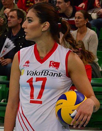 Neslihan Demir - Image: 20130908 Volleyball EM 2013 Spiel Dt Türkei by Olaf Kosinsky DSC