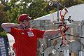 2013 FITA Archery World Cup - Men's individual compound - Semifinal - 12.jpg