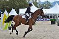2013 Longines Global Champions - Lausanne - 14-09-2013 - Kara Chad et Alberto II.jpg