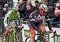 2013 Ronde van Vlaanderen, sagan en cancellara (19729445624).jpg