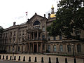 2014-08-30 10 39 31 View of the New Jersey State House in Trenton, New Jersey from the north.JPG