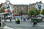 2014 Commonwealth Games murals, Partick (geograph 3678393).jpg