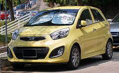 Kia Morning II 5d