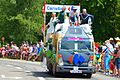 2014 Tour de France. Caravane Carrefour 6. Free image Spielvogel. Zero copyright.jpg