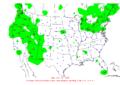 2015-10-18 24-hr Precipitation Map NOAA.png