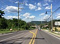 2016-06-18 16 42 41 View north along U.S. Route 220 (McMullen Highway) at Maryland State Route 53 (Winchester Road) in Cresaptown, Allegany County, Maryland.jpg