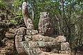 2016 Angkor, Angkor Thom, Brama północna (05).jpg