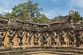 2016 Angkor, Angkor Thom, Taras Słoni (26).jpg