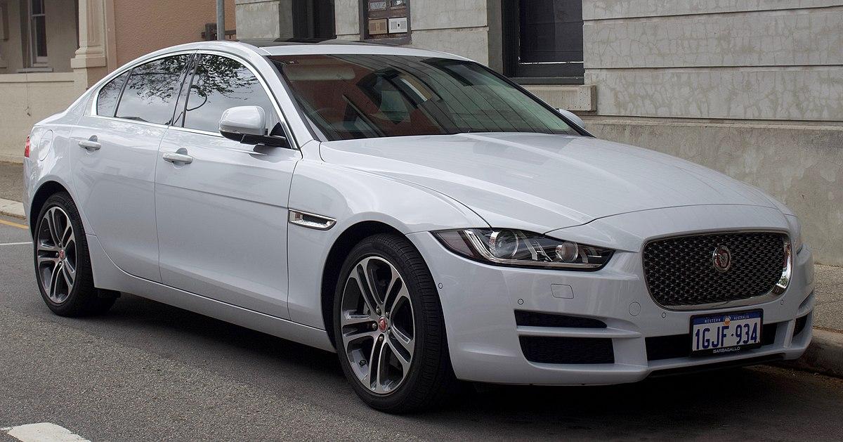 Jaguar xe sale date