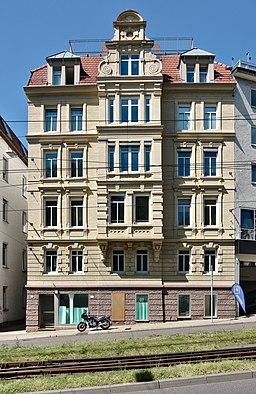 Alexanderstraße in Stuttgart