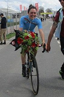 Sofia Bertizzolo Italian racing cyclist