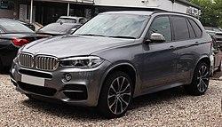 2018 BMW X5 M50d Automatic 3.0 Front.jpg