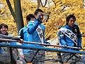 2018 Kawasaki Frontale J. League title victory parade PC096803.jpg