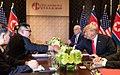 2018 North Korea-United States summit - Kim and Trump shake hands.jpg