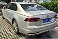 2018 SAIC-Volkswagen Phideon (rear).jpg