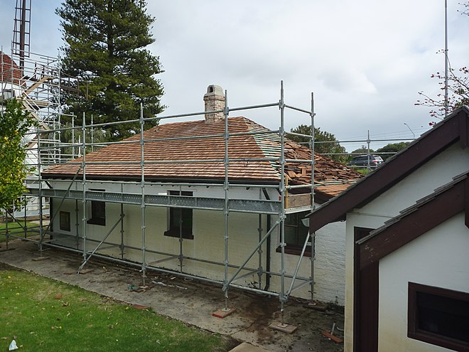 2019-08-17 The Old Mill, roof renovations 1.jpg