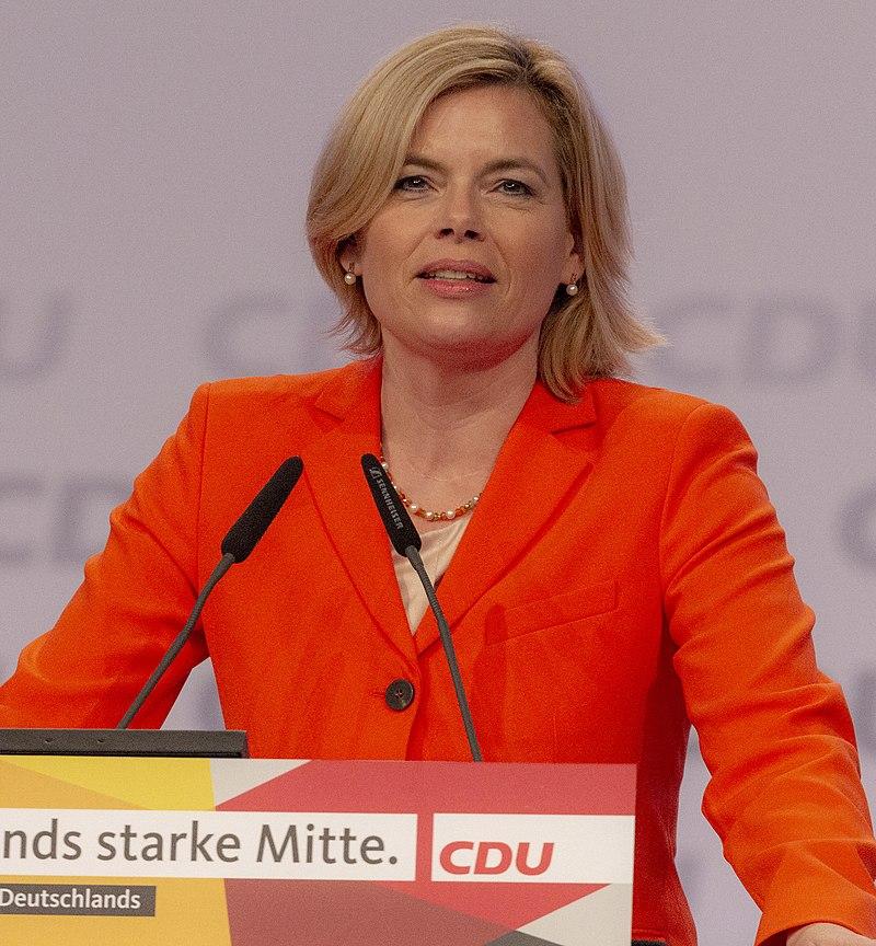 2019-11-22 Julia Klöckner CDU Parteitag by OlafKosinsky MG 5610.jpg