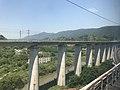 201908 Zhengzhou-Chongqing HSR in Yufengshan.jpg
