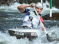 2019 ICF Canoe slalom World Championships 134 - Denis Gargaud Chanut (cropped).jpg