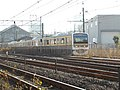 209-2100 Series C432 at front side testing with Omiya G-R-S-C Test run line.jpg