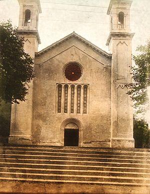 Torre Pellice - Image: 2239 Waldensian Waldensian Church at Torre