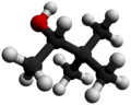 3,3-dimethyl-2-butanol-3D-balls-by-AHRLS-2012.png