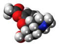3-Monoacetylmorphine molecule spacefill.png