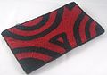 3009 Abstract Swirl Red 2 - iPurse Pouch.JPG