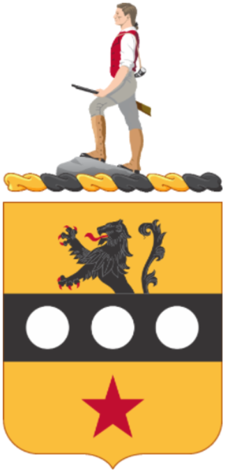 305th Cavalry Regiment (United States) - Coat of Arms of the 305th Cavalry Regiment