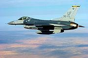 310th Fighter Squadron - F-16C Block 42J Fighting Falcon 90-0768