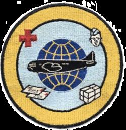 49th Air Transport Squadron - MATS - Emblem