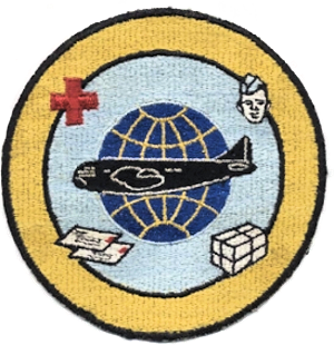 49th Air Transport Squadron - Image: 49th Air Transport Squadron MATS Emblem