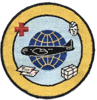 49th Air Transport Squadron - Image: 49th Air Transport Squadron MATS Emblem