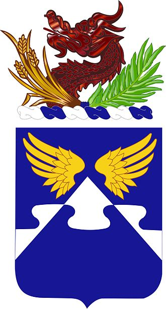 4th Aviation Regiment (United States) - coat of arms